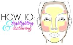 How To Contour - Hairspray and Highheels