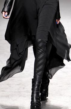 Gareth Pugh, Fall 2011, Future Fashion, futuristic clothing