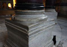 Column base , Hagia Sophia