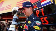 Spain stats - Verstappen surpasses Vettel as F1's youngest winner