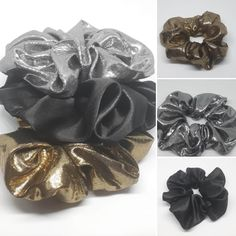 Whilst it's blowing  a hoolie outside, a day creating hair scrunchies is a must in our household! What are you doing today? #hairscrunchies #hairaccessories #stormdennis #crafting #sewing #hairties #hairbands #goldhairbow #silverscrunchie #hairfashion #handmade #glitzy #supportsmallbusiness #htlmp #whatareyoudoing #blowingahoolie Gold Hair Bow, Hair Scrunchies, Hair Ties, Hair Band, Household, Crafting, Hair Accessories, Sewing, Unicorn