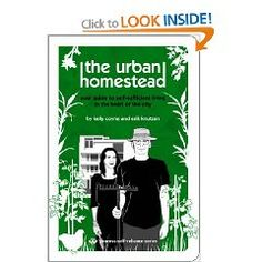 Loaded with urban homesteading ideas