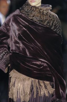 What Catelyn Tully Stark, Lady of Winterfell & mother of five wolves, might wear during cold winters