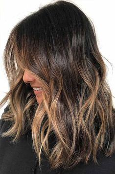 We want to show you the most flattering ideas of how you can make your hair look even more beautiful. Your hair is something that should always bring happiness to you, and these ideas will show you how you can make it happen. #haircolor #brunette #brownhair