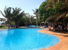 Fumba Beach Lodge: Pool