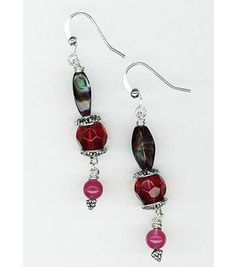 Berry Picking Earrings