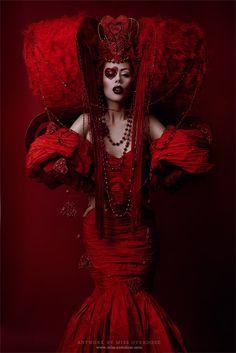 Crimson by Ophelia-Overdose on DeviantArt