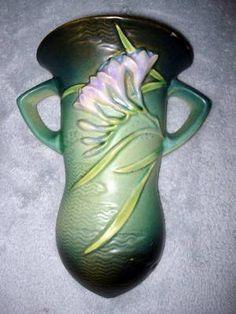Gorgeous Roseville Freesia 1945  billyblueeye.com