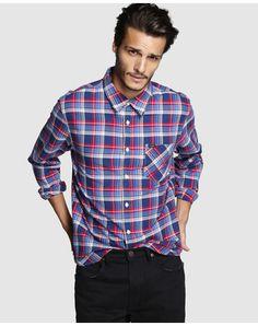 Camisa Regular de hombre Lee