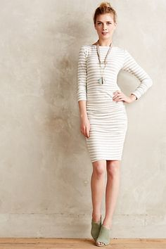 Dune Lines Dress #anthropologie #anthrofave