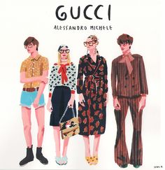GUCCI, 2015 on Behance