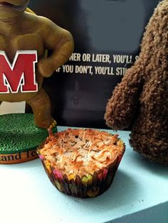 Stewart's Brownie Cupcakes with Mrs. Milman's Chocolate Frosting ...