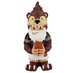NFL Chicago Bears Team Thematic Garden Gnome by Forever Collectibles. $13.85. Collectors item. Officially licensed. 100% Poly Resin. Thematic to your team. Uniquely designed. Forever Collectibles NFL Chicago Bears Team Thematic Gnome. Save 31%!