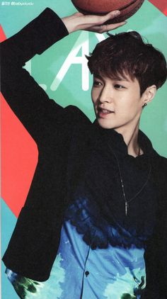 HQ [scans] EXO's 2014 Official calendar - Lay