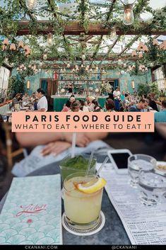 Best Restaurants In Paris, Paris Food, Paris France Food, Paris Travel Guide, Paris Ville, Best Places To Eat, To Infinity And Beyond, Greece Travel, European Travel