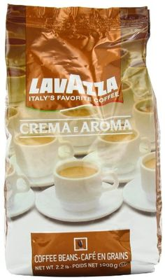 Lavazza Crema e Aroma  Coffee Beans 22Pound Bag -- You can find more details by visiting the image link.-It is an affiliate link to Amazon. #CoffeeBeans