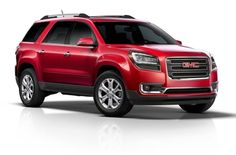 2013 GMC Acadia Review & Price - I WANT THIS!! :)