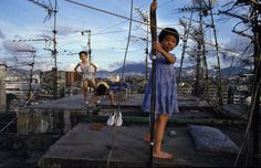 Greg Girard - Work - Kowloon Walled City