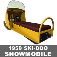 antique snowmobile 3d model Small Business License, Ski, Antiques, Model, Antiquities, Antique, Scale Model, Skiing