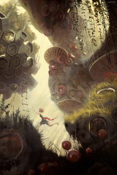 """The winning narratives of the first Fairy Tales Architecture Competition   1st Place: """"Chapter Thirteen by Kevin (Pang-Hsin) Wang and Nicholas O'Leary   Bustler"""