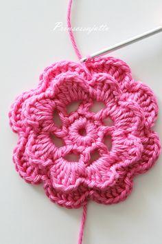 Crochet Stitches, Crochet Patterns, Crochet Ideas, Crochet Baby Clothes, Crochet Flowers, Dressmaking, Handicraft, Diy And Crafts, Crochet Earrings
