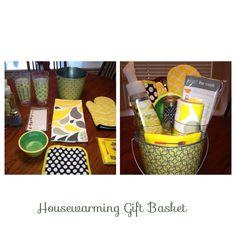 Traditional Housewarming Gifts Basket | Traditional housewarming ...