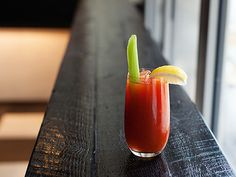 5 Essential Bloody Mary #Recipes from North End Grill, #NYC. #bloodymary #brunchdrinks
