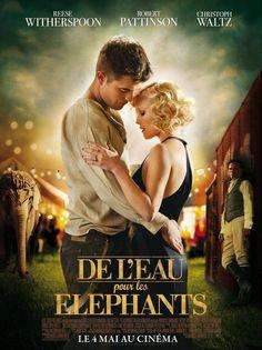 De l'eau pour les éléphants (2011) http://cinemur.fr/film/de-l-eau-pour-les-elephants-129955