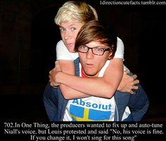 You go Louis!!