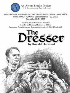 This Is A Wonderful Play By Sir Ronald Harwood And An Oscar Nominated Film See
