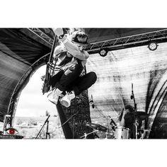 Shot of the truly remarkable musician, Chris van der Walt at the Mieliepop festival Live Music, Rock Music, Music Photographer, Festival 2017, Concert Photography, Black N White, Monochrome, Van, Image