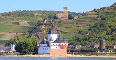 Eine Sinnesreise durch das Weinbaugebiet Mittelrhein