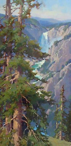 """""""The Tall Pine"""" - Cindy Baron"""