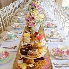 Royal Albert Afternoon tea, polka rose, cheeky pink, confetti, new country roses, polka blue. tea party.