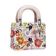 OOOK - Dior - Cruise Bags 2013 - LOOK 1 | TookLookBook ❤ liked on Polyvore
