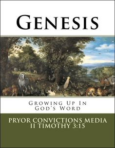 Newly revised Genesis Bible curriculum for kids! | Pryor Convictions Media