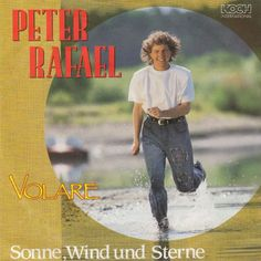 """""""Volare"""" performed by Peter Rafael. German cover version of the Italian entry for Eurovision 1958."""