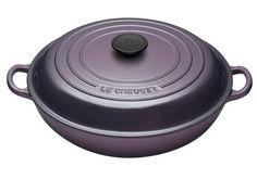 Love my beautiful purple cast-iron enamelware