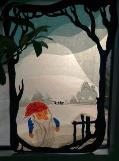 Ich liebe diese Bilder. Wunderschön. Dieses erinnert mich an eine meiner Lieblingsweihnachtsgeschichten von Astrid Lindgren: Tomte Tumetot.