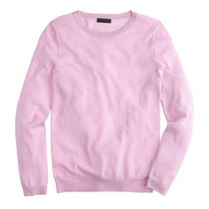 Collection featherweight cashmere long-sleeve tee item c2385 dusty mauve