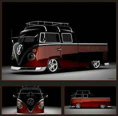 Visit us to find a VW bus for sale because we are CraZy about VW Deluxe buses, Westy's campers and 23 Window buses. Buying & selling VW vans for years! Volkswagen Transporter, Volkswagen Bus, Vw T1 Camper, Vw Caravan, Campers, Vw Kombi Van, Cool Trucks, Cool Cars, Hot Rod Trucks