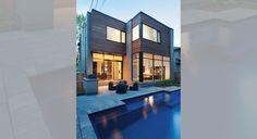 Custom Urban Infill Fraser Infill - Christopher Simmonds Architect