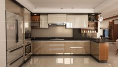 Fabmodula:interior Designers Bangalore-Best Interior Design intended for Interior Kitchen Design Bangalore Ideas - Mattress & Kitchen Interior Modern, New Kitchen Interior, Kitchen Room Design, Kitchen Cabinet Design, Best Interior Design, Modern Kitchen Design, Kitchen Designs, Eclectic Kitchen, Interior Work