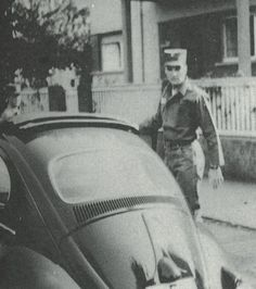 {*Elvis in Germany in the U.S Army*}