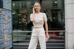 Chart the style away from the London Fashion Week catwalks