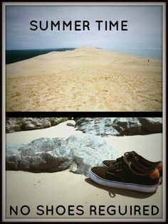 Summer time. No shoes required Loveofgoods.com Summer Time, Boat Shoes, Vans, Sneakers, Beach, Quotes, Daylight Savings Time, Tennis Sneakers, Quotations