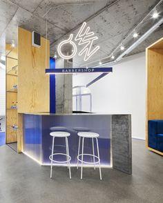 Arch Interior, Interior Architecture, Interior Design, Sports Office, Retail Shop, Cafe Restaurant, Barbershop, Office Interiors, Retail Design