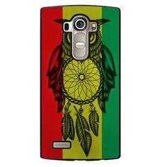 Owl Jamaican Flag LG Phonecase For LG G3 LG G4
