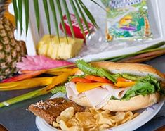 Pick up a Road to Hana box lunch picnic for day trips and activities on Maui. Includes use of cooler with FREE ice refills during your vacation.