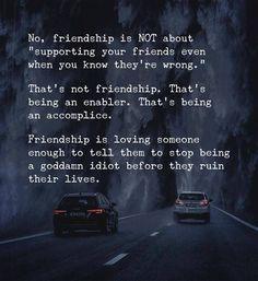 A True Friend ...